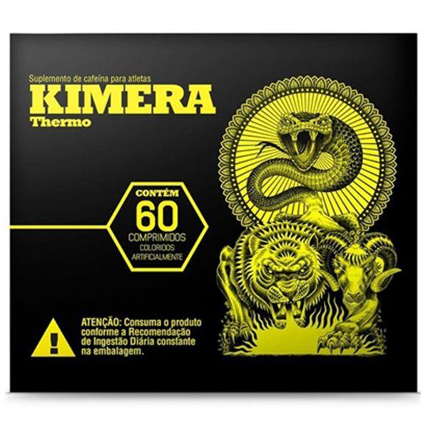 Emagrecedor KIMERA Termogenico 60 Cápsulas