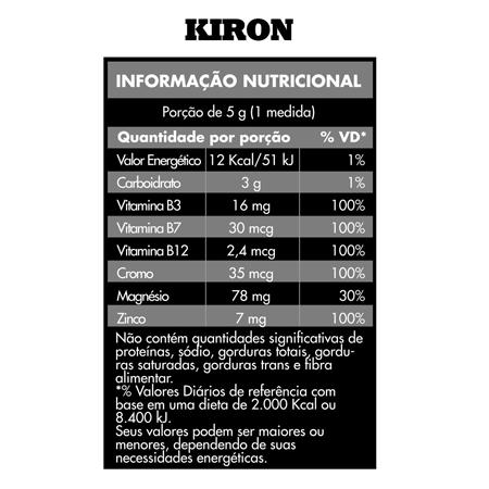 Diurético Emagrecedor Kiron  150g