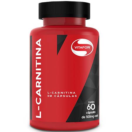 L-Carnitina 60 Cápsulas