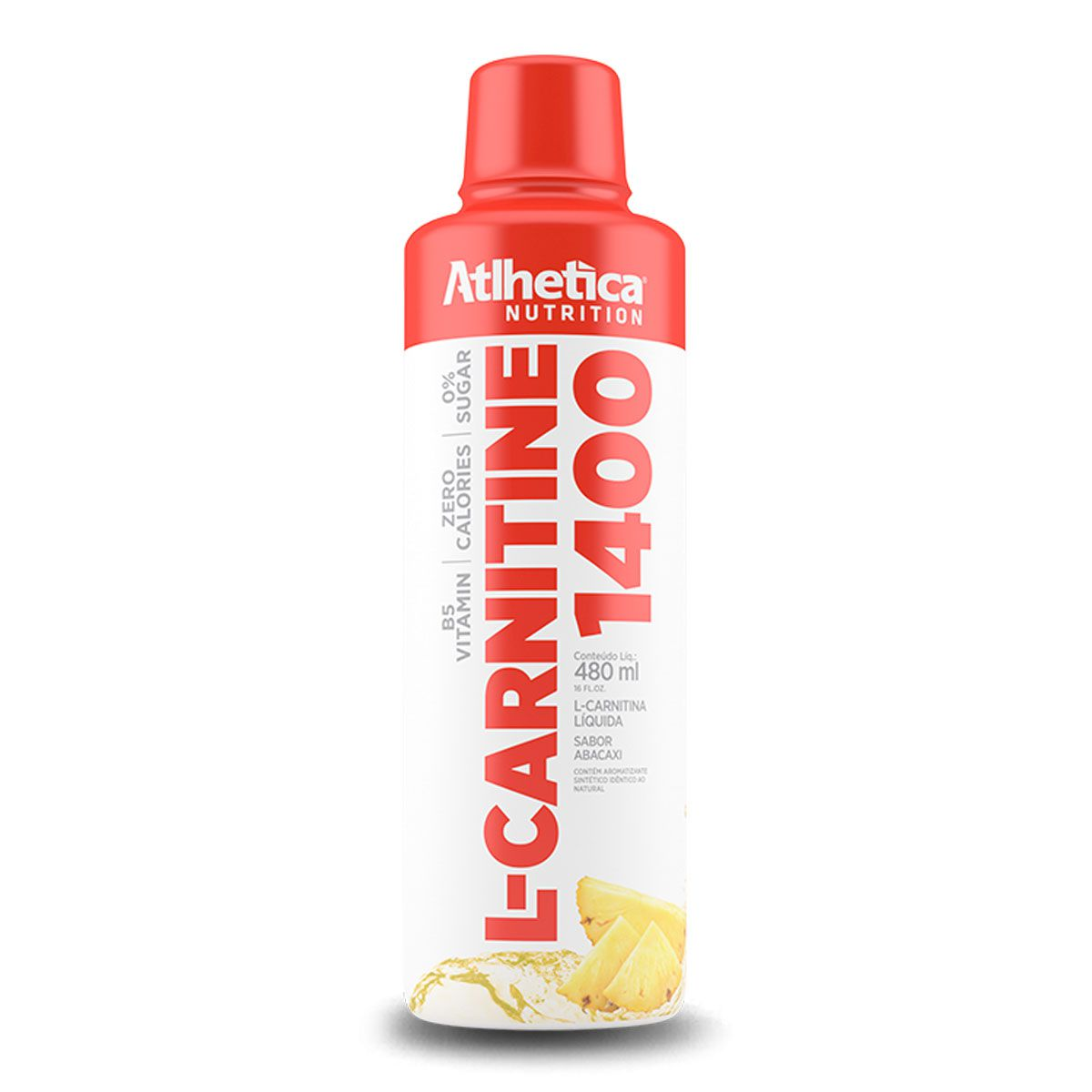 L Carnitina Atlhetica - 480ML