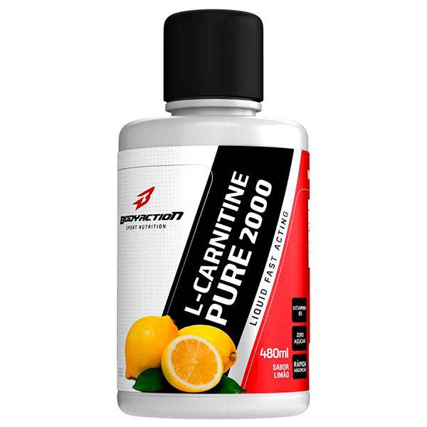L-Carnitina Pure 2000 Body Action 480ml