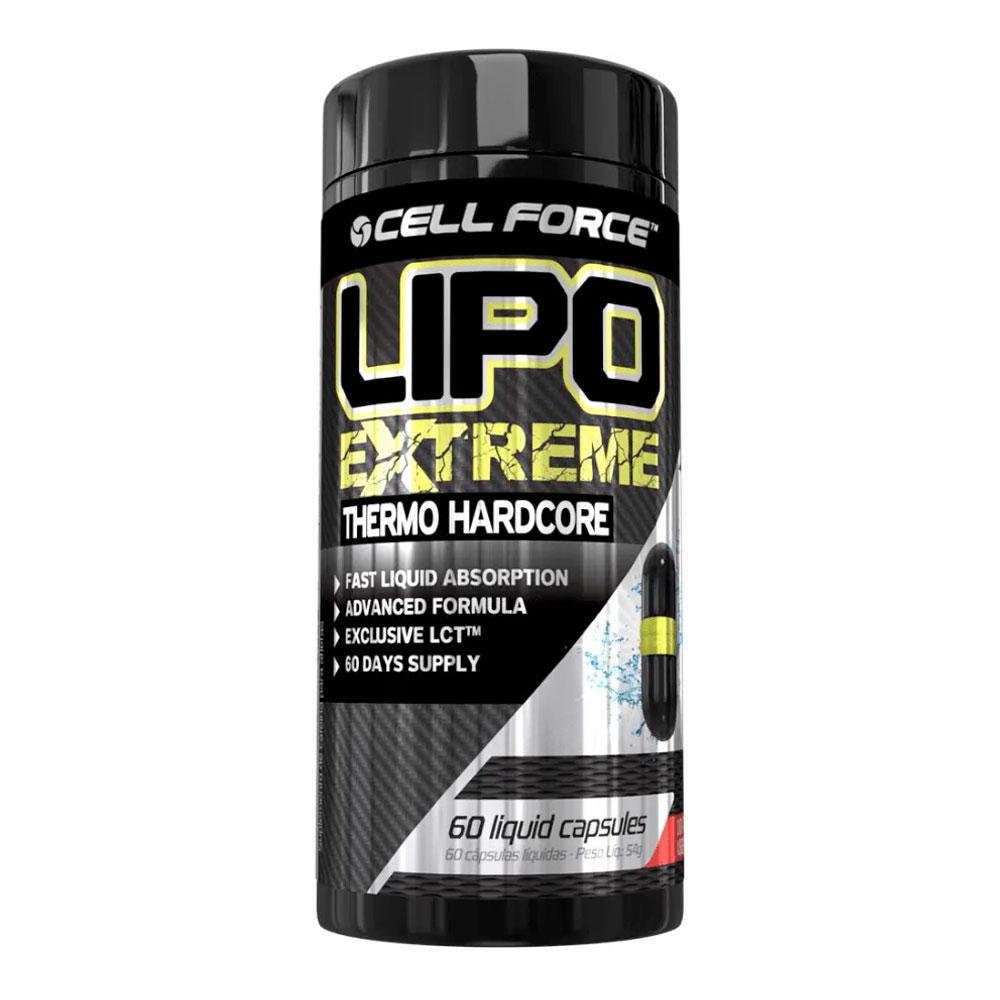 Lipo Extreme (60 Cápsulas)