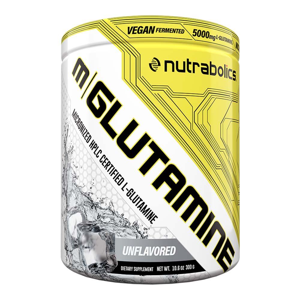 M Glutamina Nutrabolics