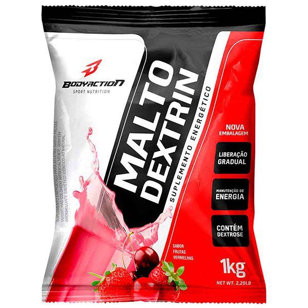 Maltodextrina Body Action 1Kg