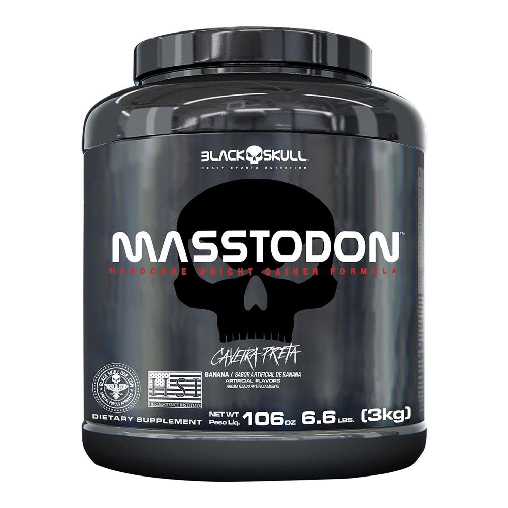Masstodon Black Skull 3kg