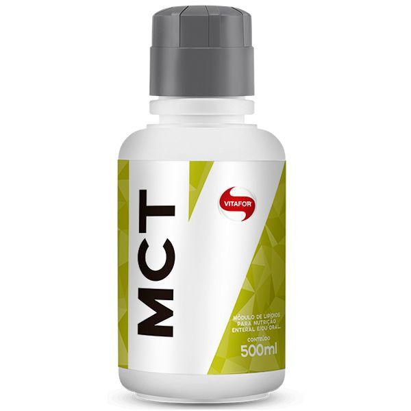 MCT - Óleo de Côco Refinado (500ml)