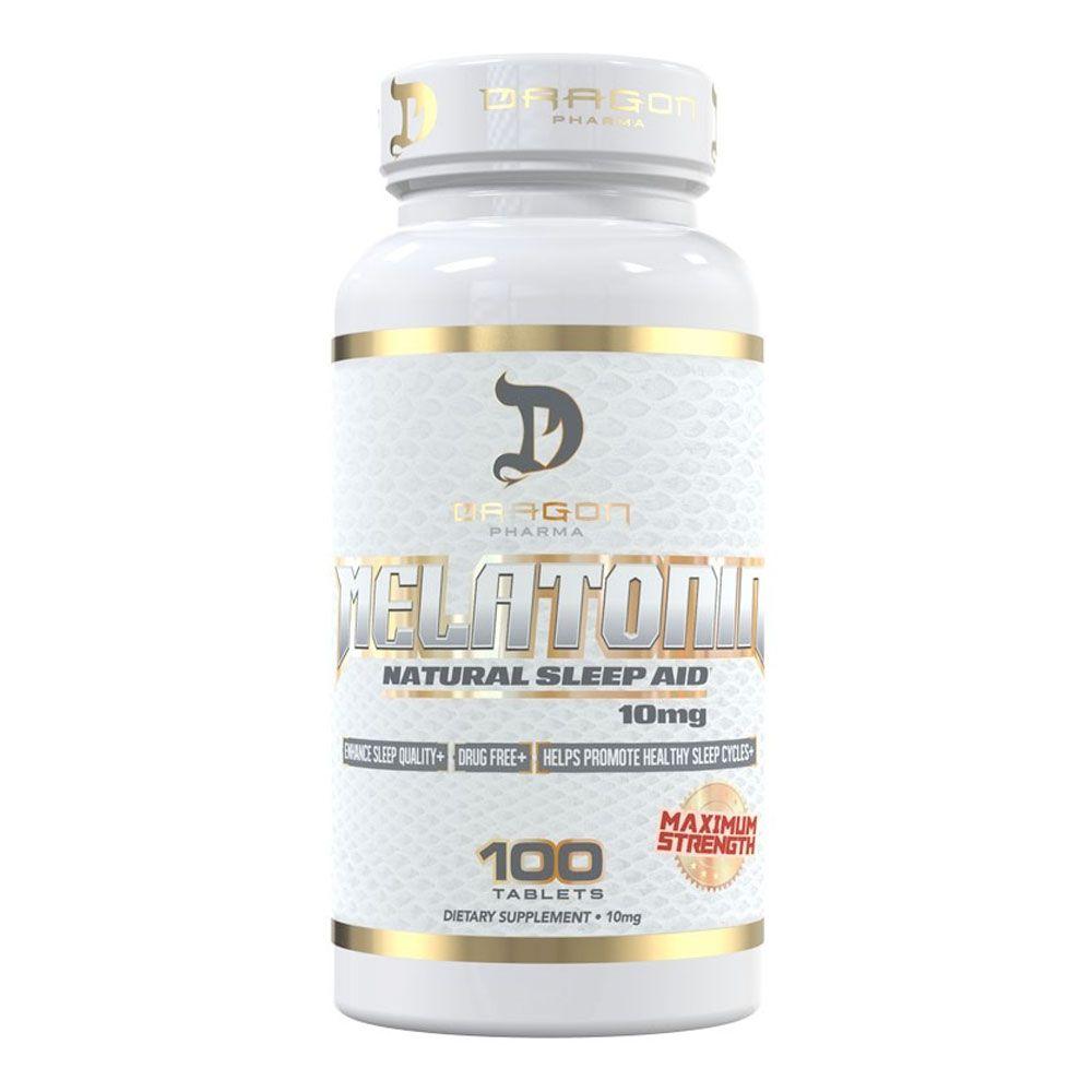 Melatonina 10mg -100 Capsulas