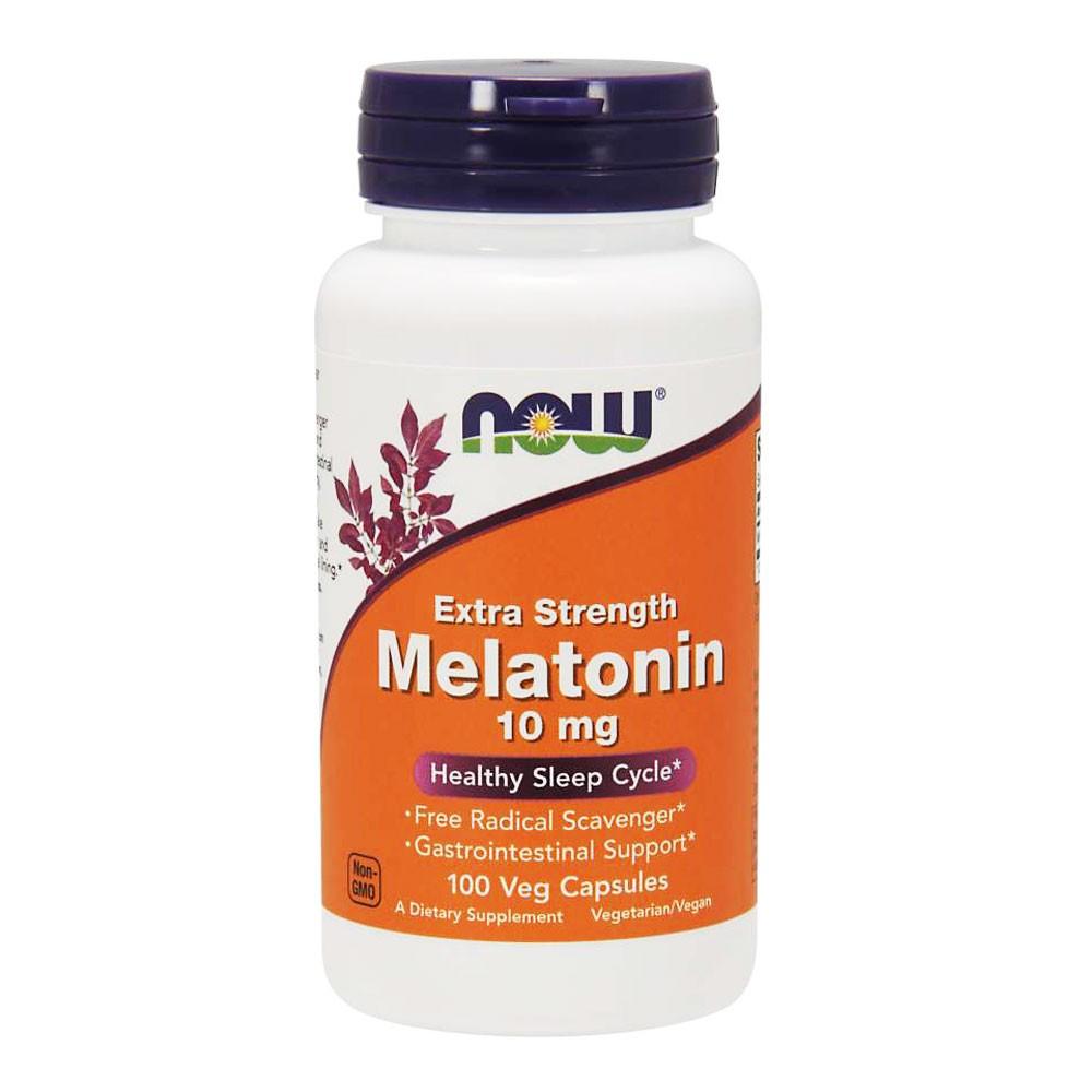Melatonina 10mg (100 Cápsulas)