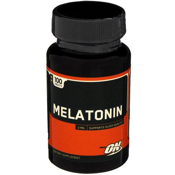 Melatonina 3mg - 100 Cápsulas