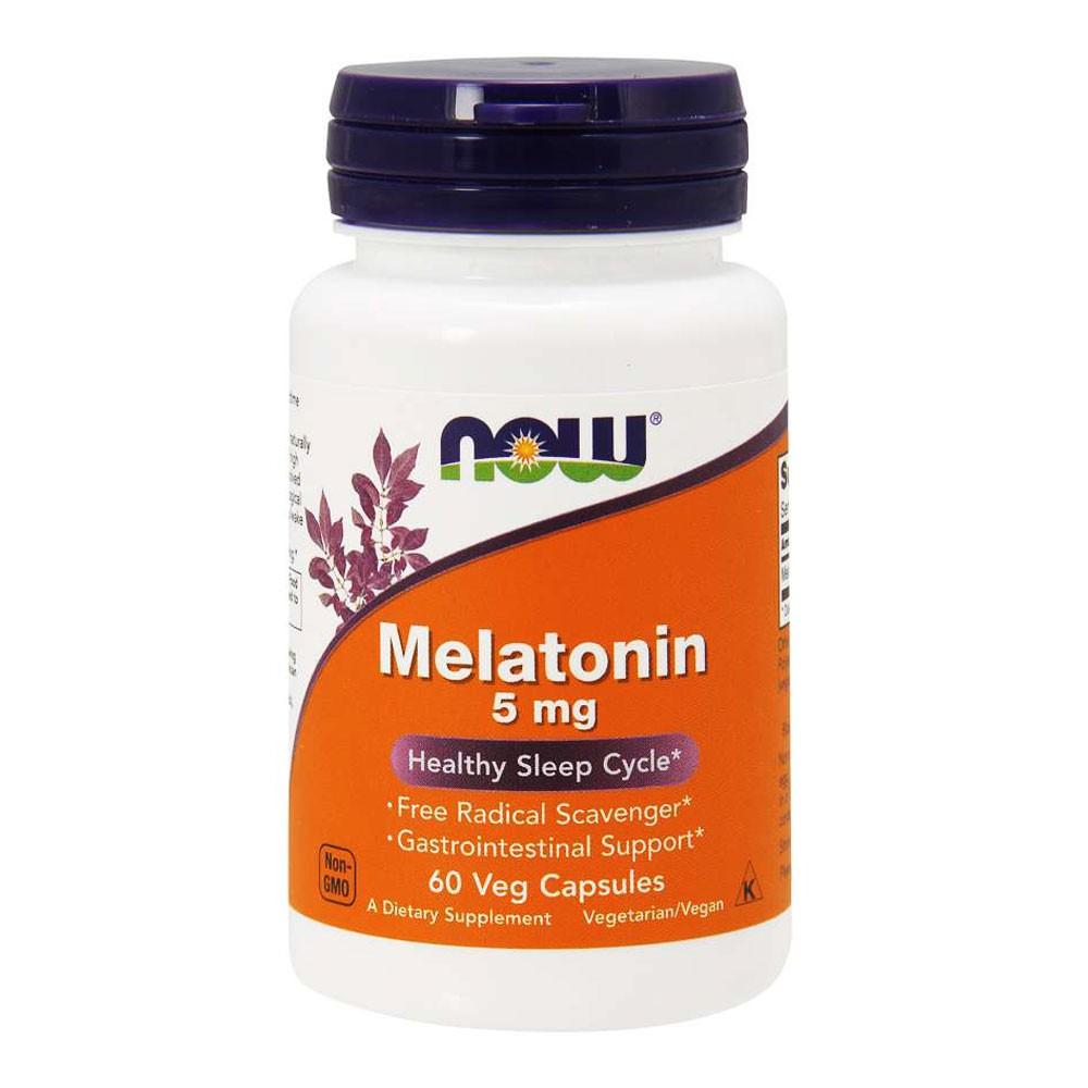 Melatonina 5mg (60 Cápsulas)