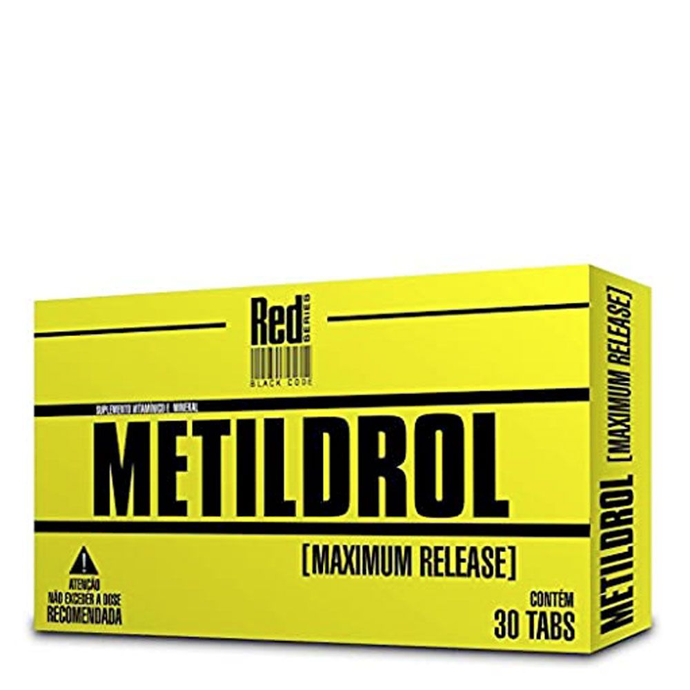 Metildrol - Red Series