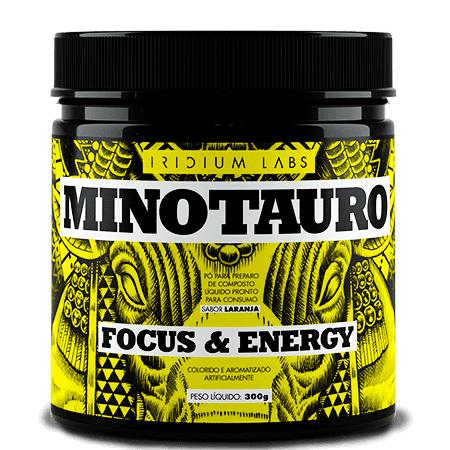 Pré Treino Minotauro Iridium 300g