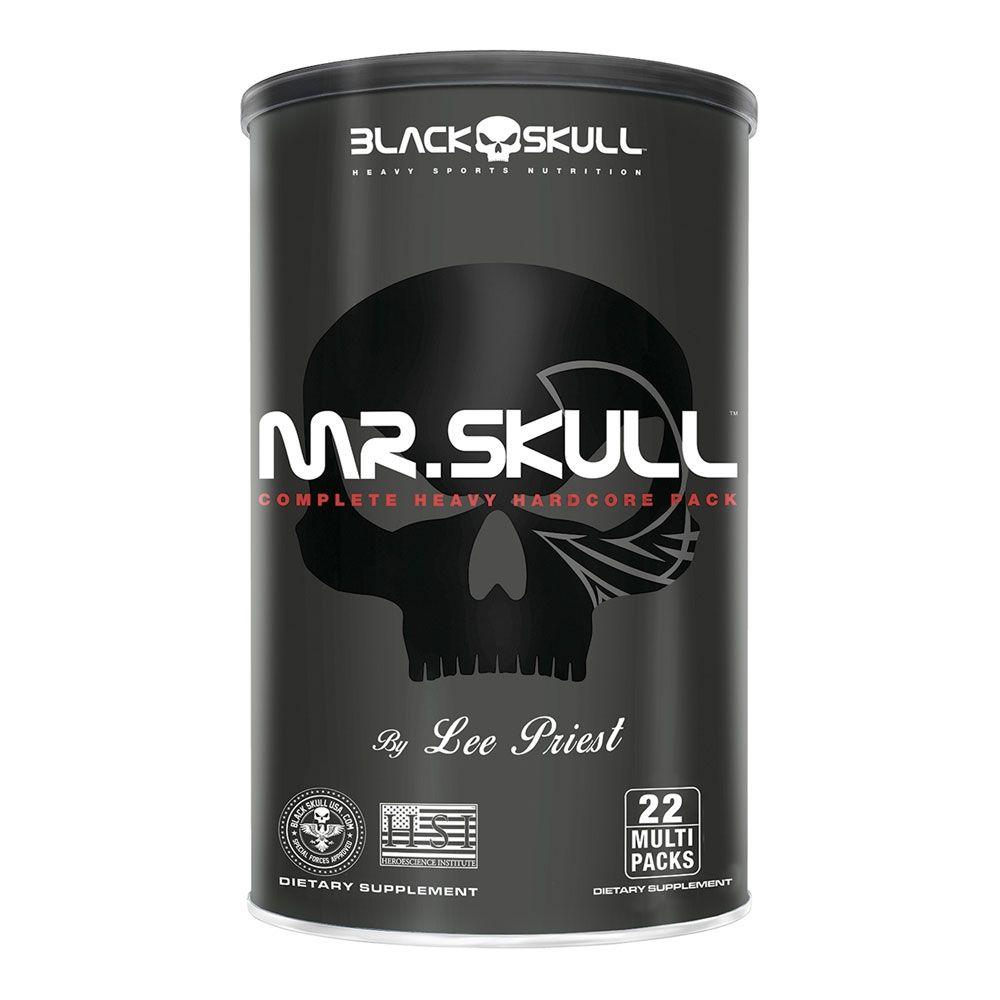 MR Skull - Pack Black Skull