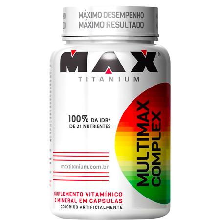 Multivitamínico Multimax  90 Cápsulas