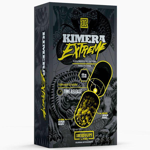 Novo Kimera Extreme Termogênico 60 Caps