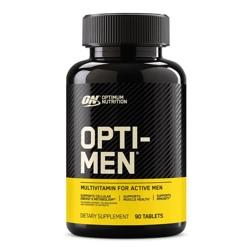 Opti-Men (90 Tabletes) - Optimum Nutrition
