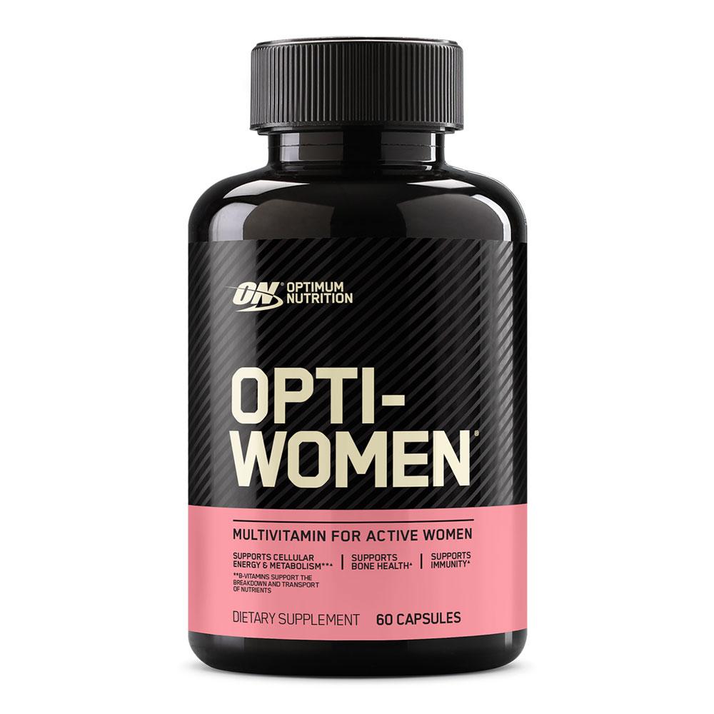 Opti-Women (60 Cápsulas) - Optimun Nutrition