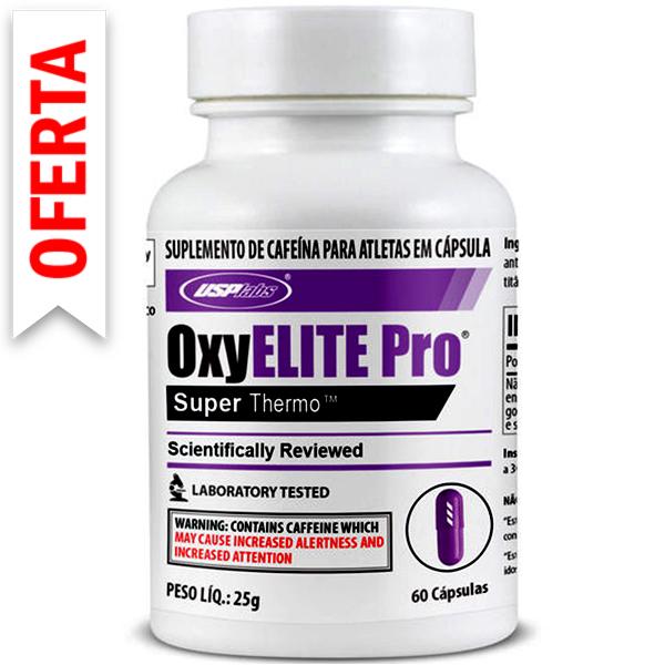 OxyElite Pro ( 60 Cápsulas )