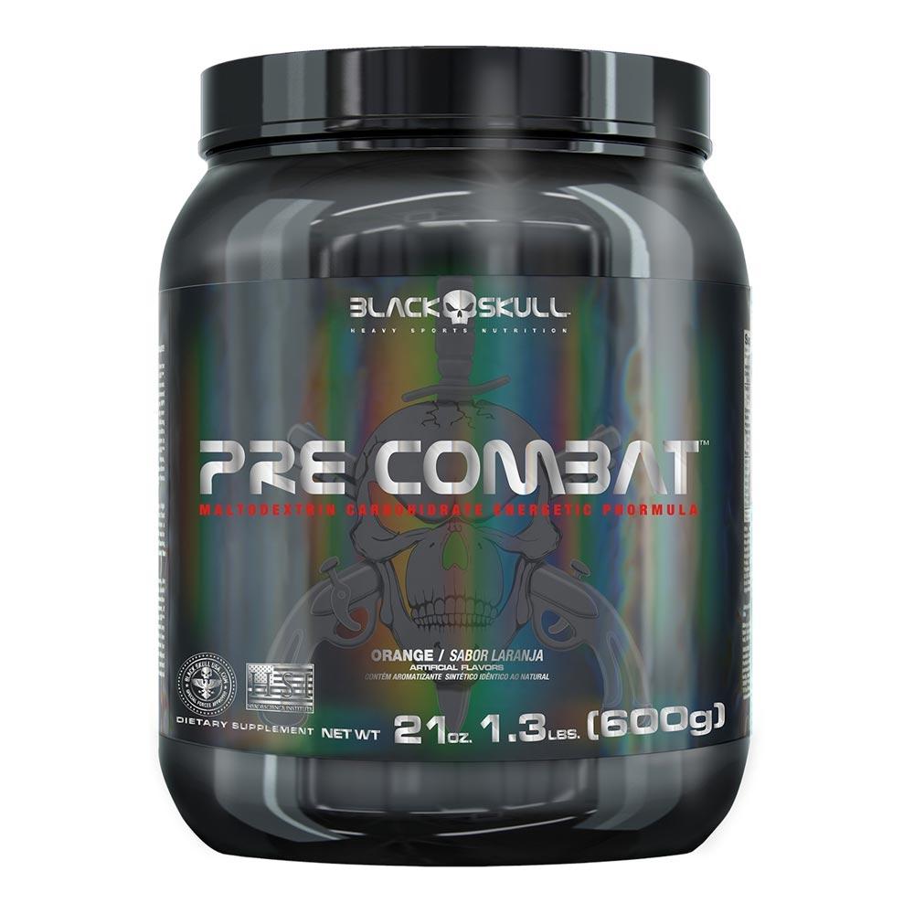Pre Combat - Black Skull - 600g