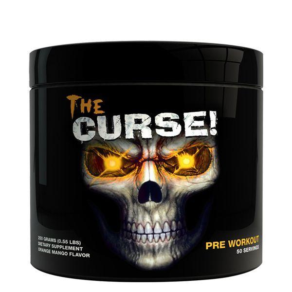 Pré-Treino The Curse Cobra Labs 50 Doses