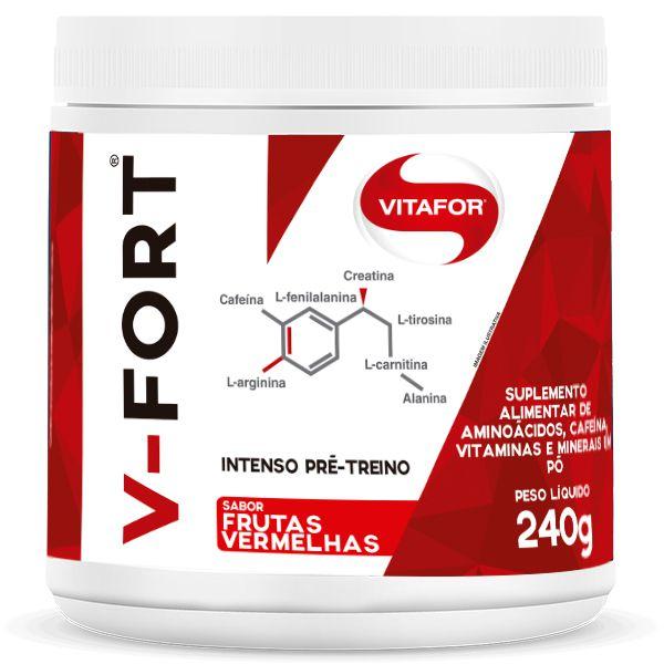 V-FORT Vitafor Pré Treino  240g