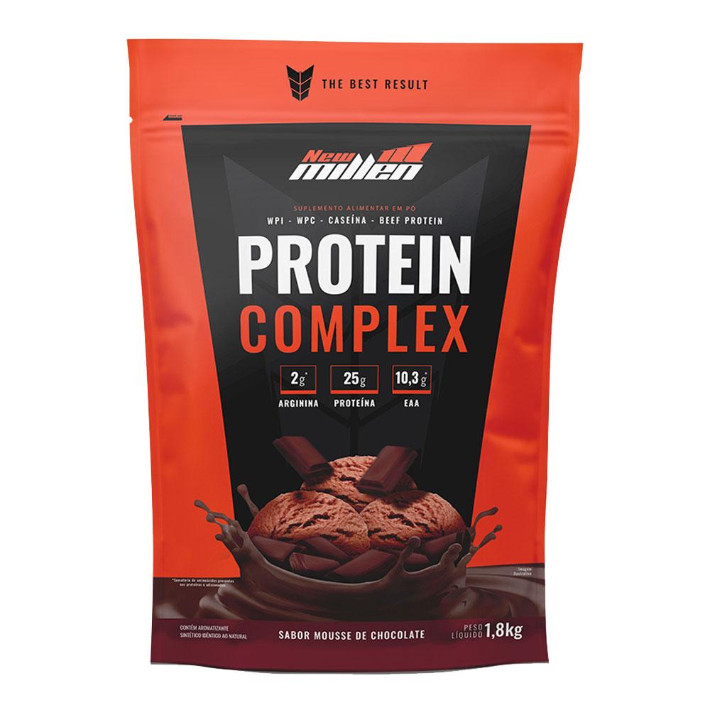 Protein Complex - New Millen (1,8Kg)