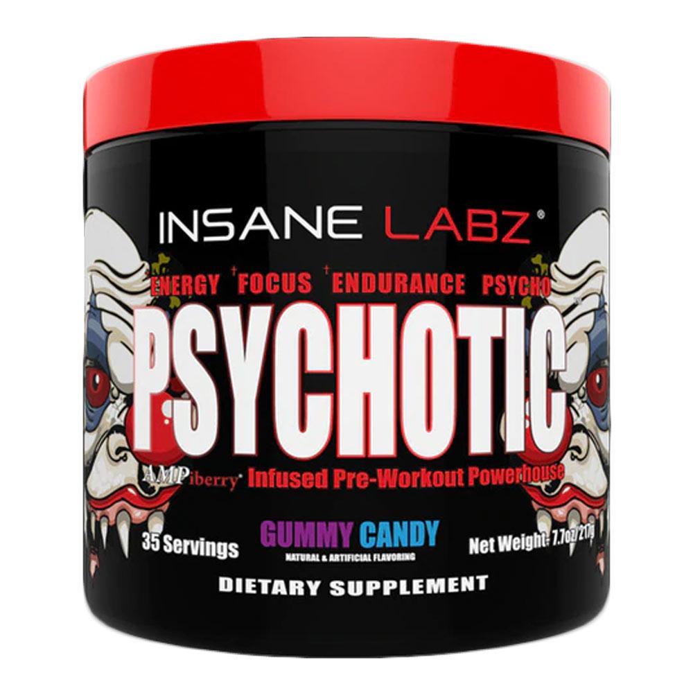 Psychotic Red Importado (35 doses) - Insane Labz