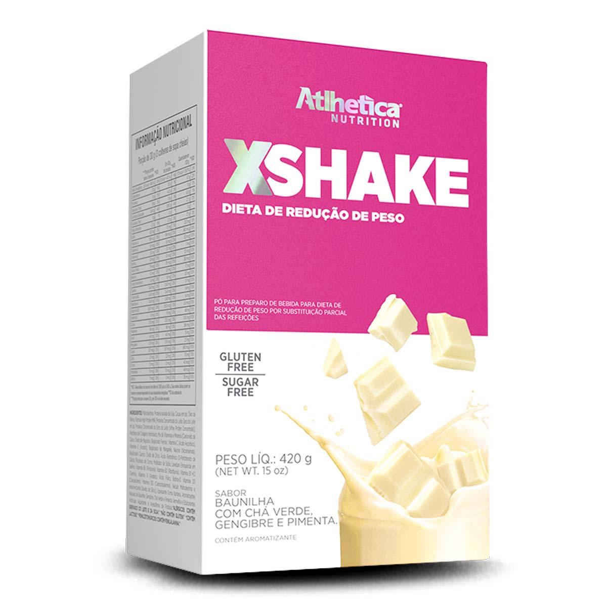 Shake Emagrecedor Atlhetica Nutrition 420g