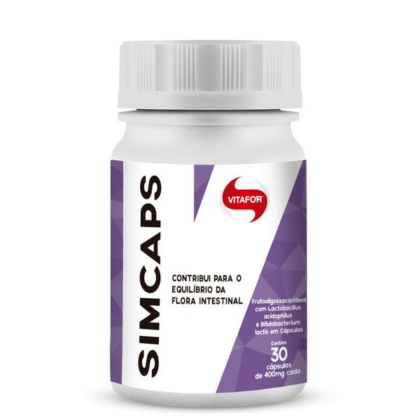 Simcaps Probiótico 30 Cápsulas