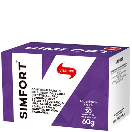 Simfort Probiótico 30 Sachês