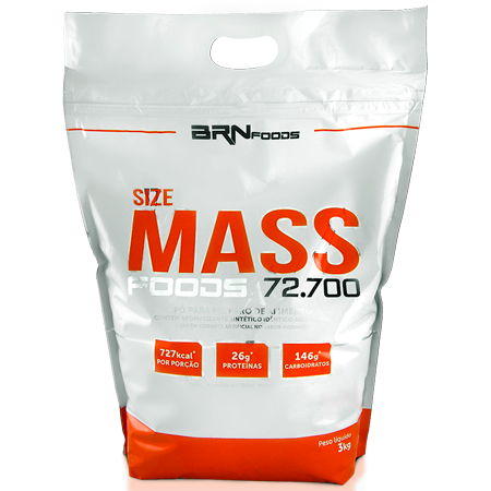 Size Mass Foods 72,700 (3kg)
