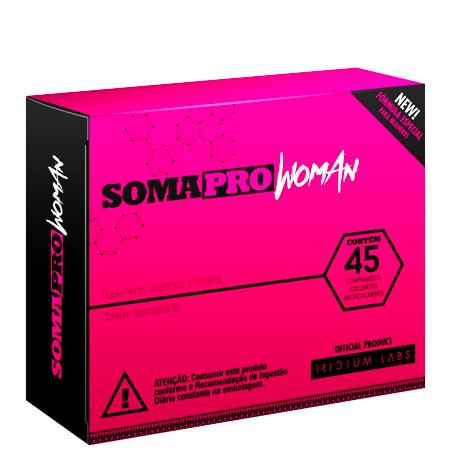 SOMAPRO Woman Hormonal 45 Comprimidos