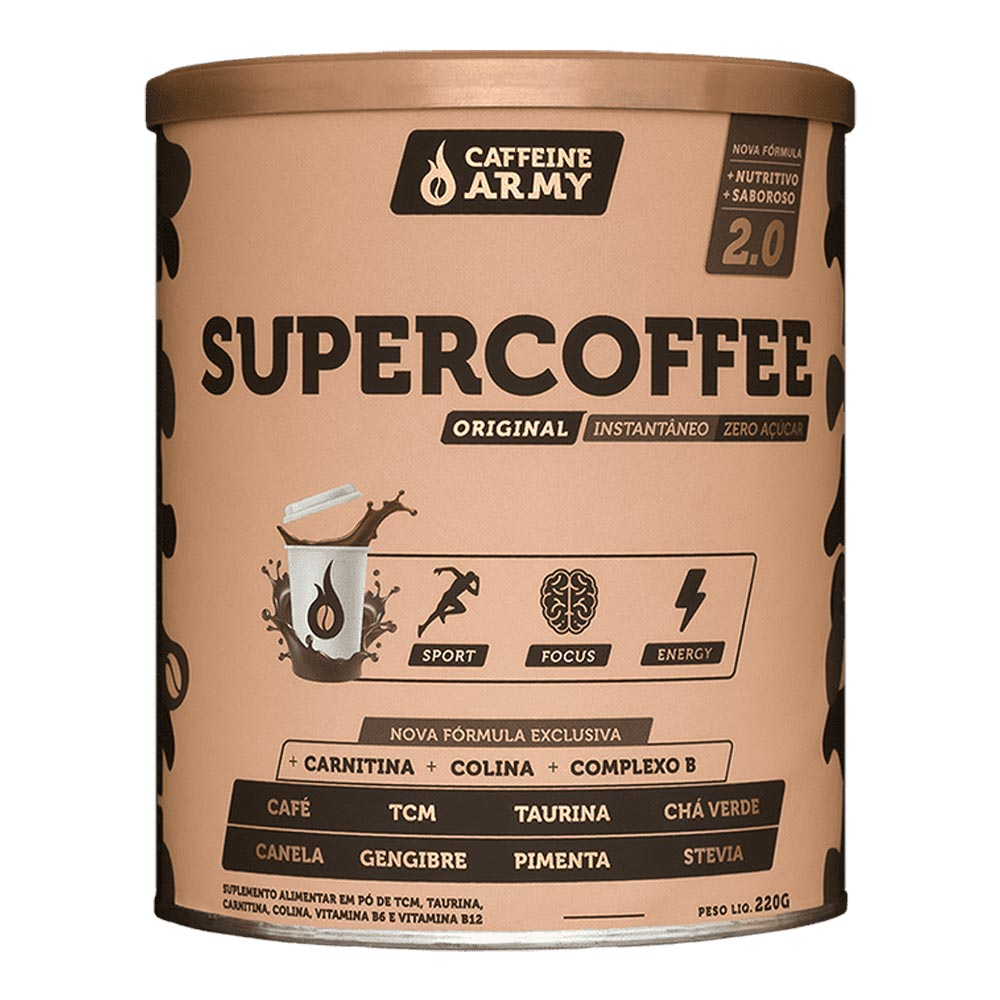 SuperCoffee 2.0  (220g)