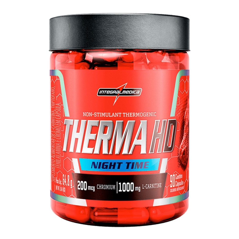 Therma HD Night Time (90 Cápsulas)