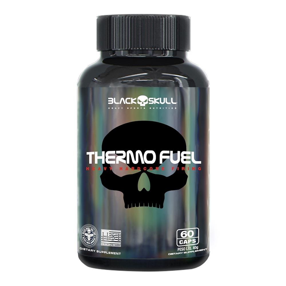 Thermo Fuel Black Skull (60 Cápsulas)