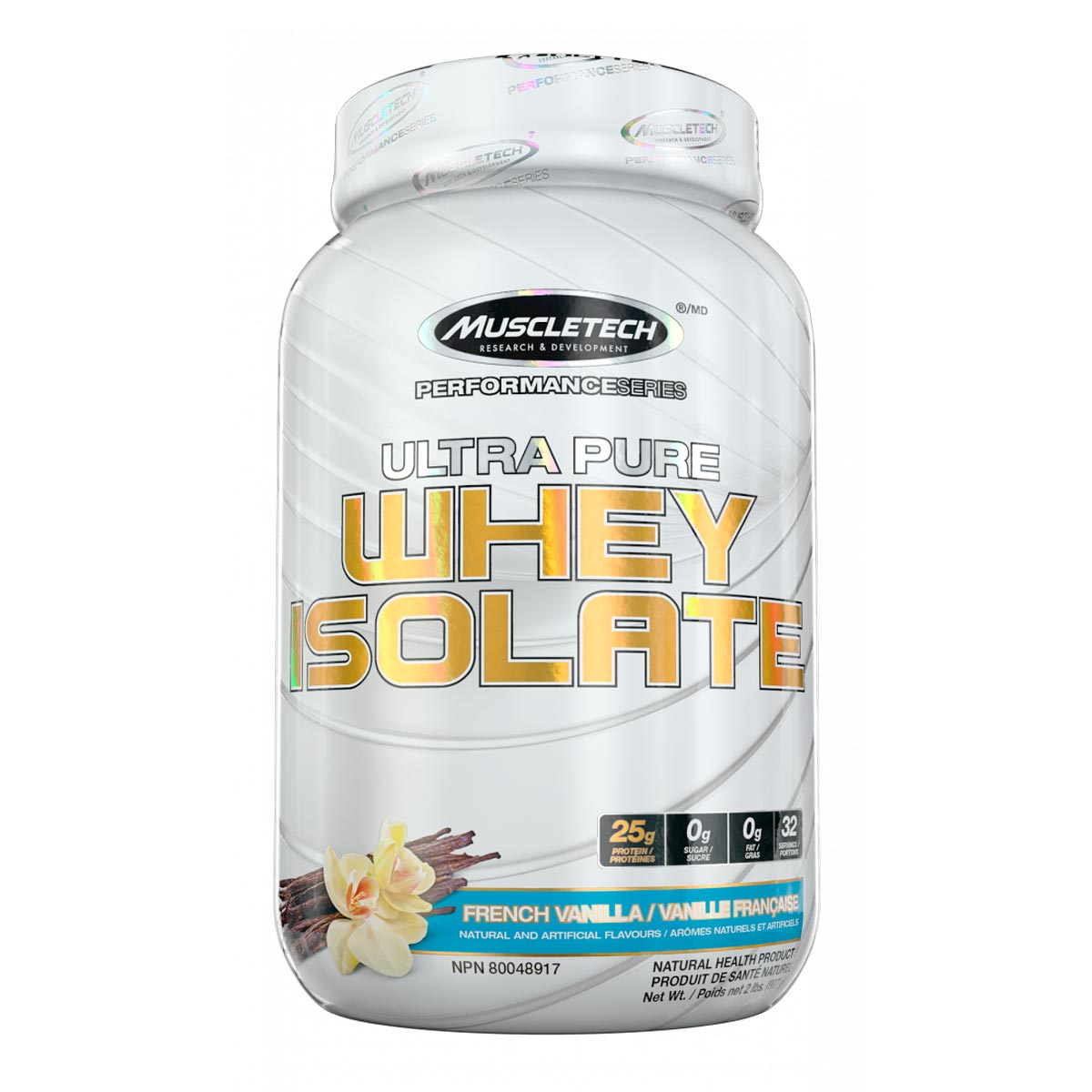 Ultra Pure Whey Isolate Muscletech 907g
