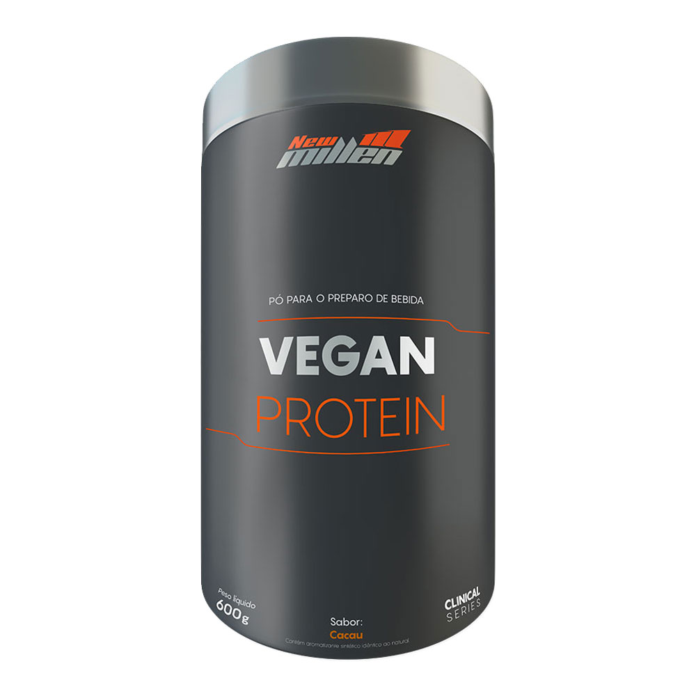 Vegan Protein - New Millen (600g)