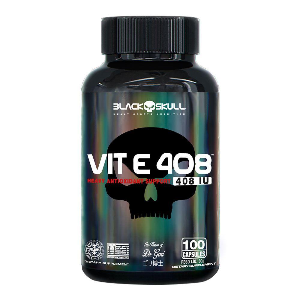 Vitamina E - 408iu -100 Cápsulas
