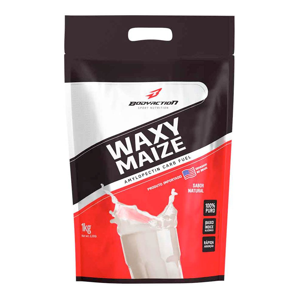 Waxy Maize BodyAction (1kg)