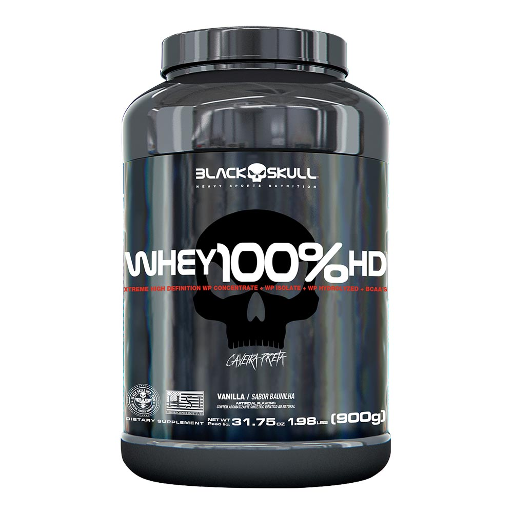 Whey 100% HD - 900g