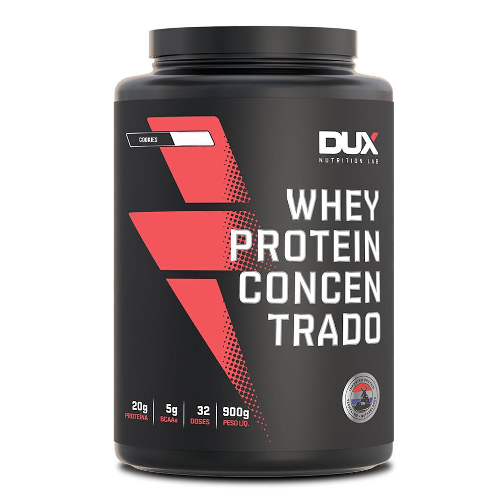 Whey Concentrado (900g) - Dux Nutrition