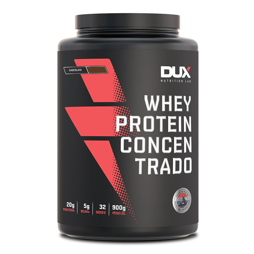 Whey Concentrado Dux Nutrition (900g)