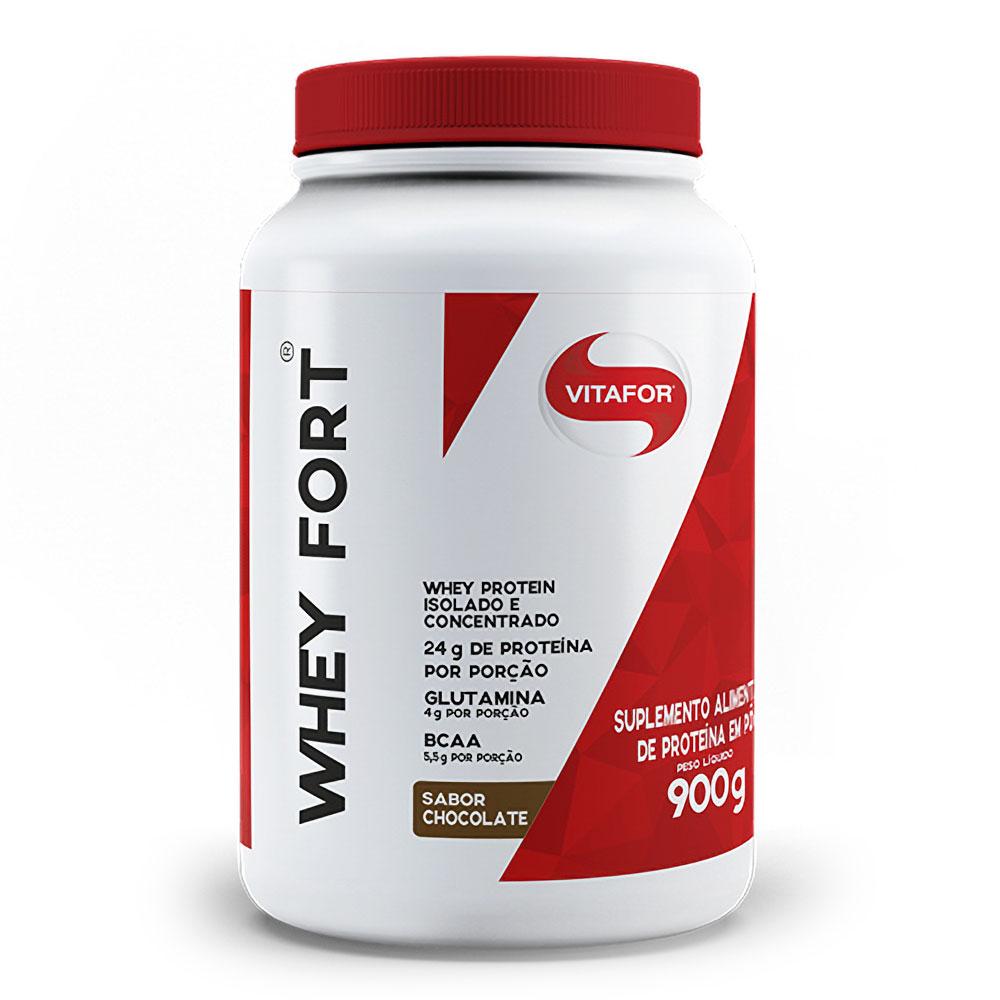 Whey Fort (900g) - Vitafor