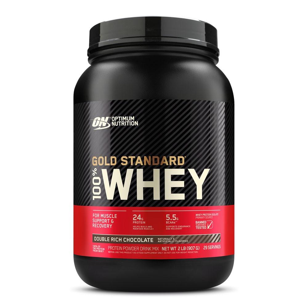 Whey Gold Standard Optimum Nutrition (907g)