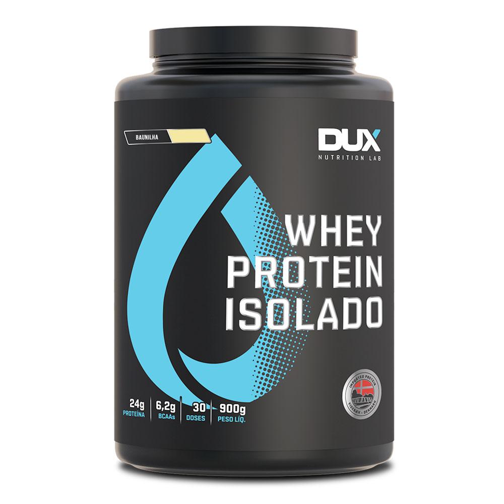 Whey Isolado (900g) - Dux Nutrition