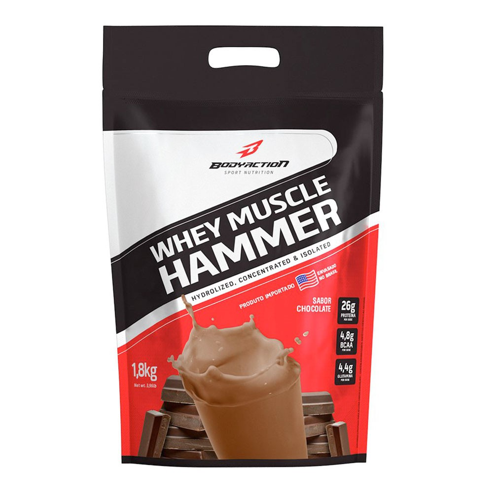 Whey Muscle Hammer (1,8Kg)