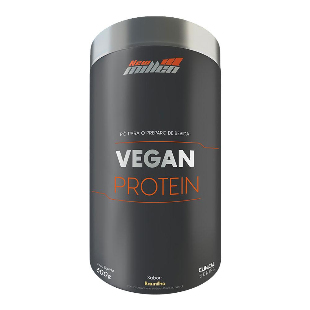 Whey Vegano Vegan Protein (600g) - New Millen