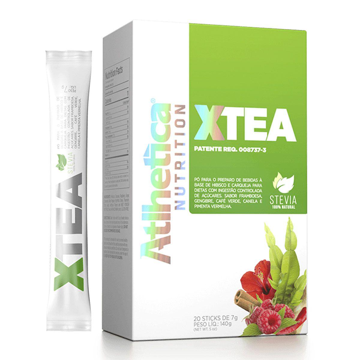 Xtea - Chá Diurético - 20 Unidades