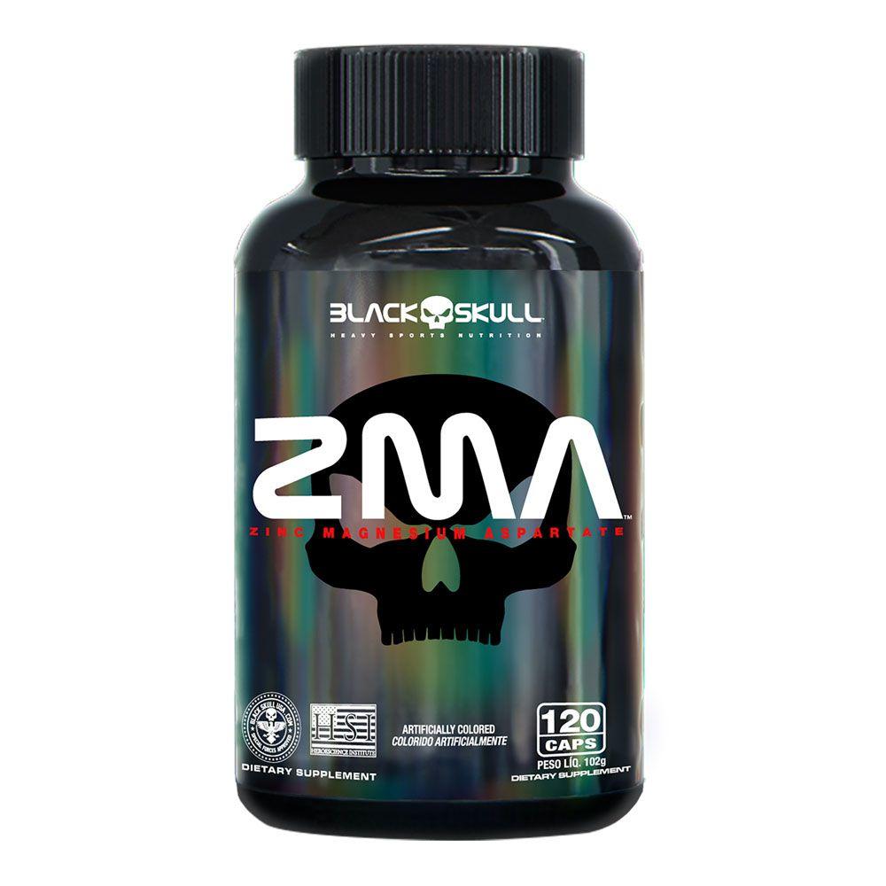 ZMA - Black Skull -120 Tabletes