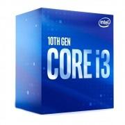 Processador Intel Core i3-10100 Comet Lake 10ª Geração LGA 1200 3.6GHz (4.3 GHz Max Turbo), Cache 6MB - BX8070110100